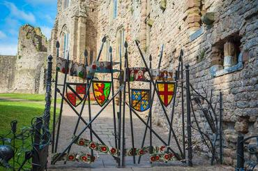 Chepstow Castle - William Marshal Weekend