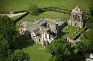 Abaty Glyn y Groes/Valle Crucis Abbey