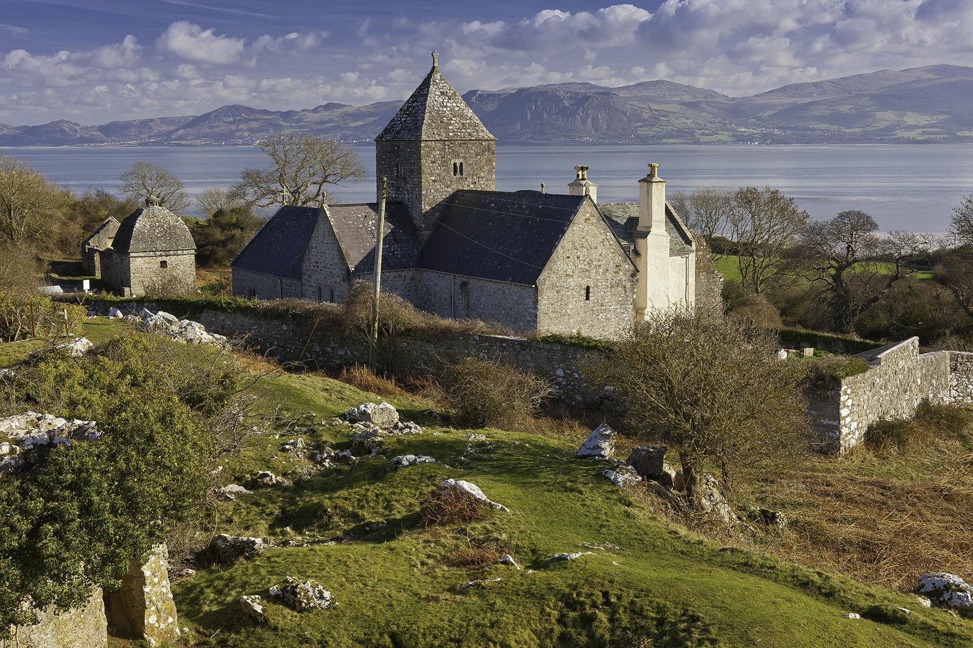 Priordy Penmon/Penmon Priory