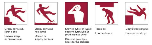 health-safety-pictograms